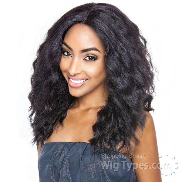 Isis Red Carpet Synthetic Hair Soft Swiss Lace Wig - RCP4403 TRINA (4x4 Free Flow Part) [13082]