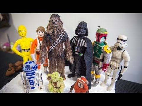 You can make these 'Star Wars' crafts—we have felt it in the Force