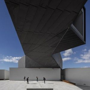 Ílhavo Maritime Museum Extension  by ARX Portugal