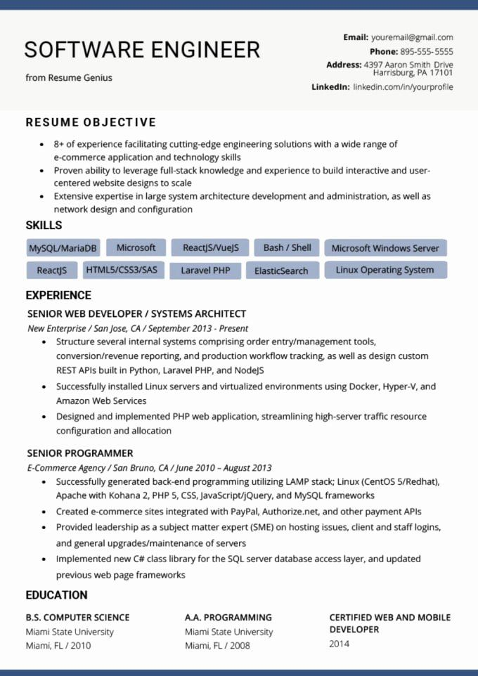Enterprise Content Management Resume Fresh Review And Edit Your Product Manager Resume By Irmaamesa Kiat Menulis