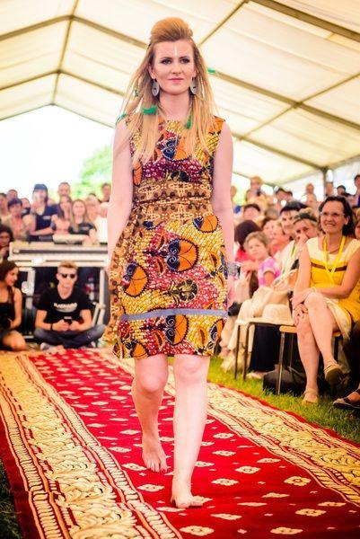Sukienka w maiko na DaWanda.com #africanfashion