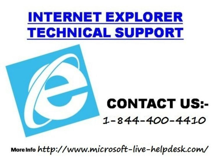 Internet Explorer Technical Support Get Instant Efficient Technical Support for Internet Explorer Browser Issues Internet Explorer is the most used web browser that has been used by millions of users across the world for safe web browsing. It offers free web browsing with various add-ons and extensions that make you browse any website without installing any extra software. It comes pre-installed with windows devices but you can also install it into your Mac or Ubuntu devices. You can also…