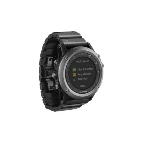 #Garmin Fenix 3 Sapphire Performer Bundle GPS HRM