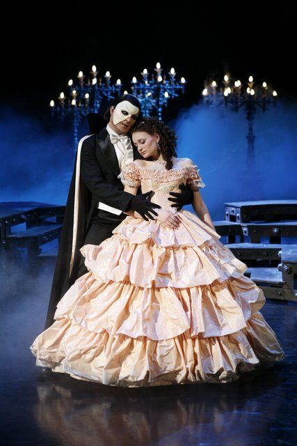Phantom of The Opera on Broadway - VERY special moment..very.
