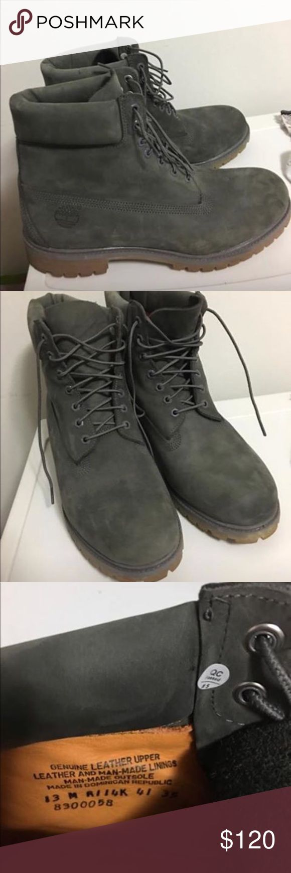 Timberland Boots New timberland boots size 13! Timberland Shoes Boots