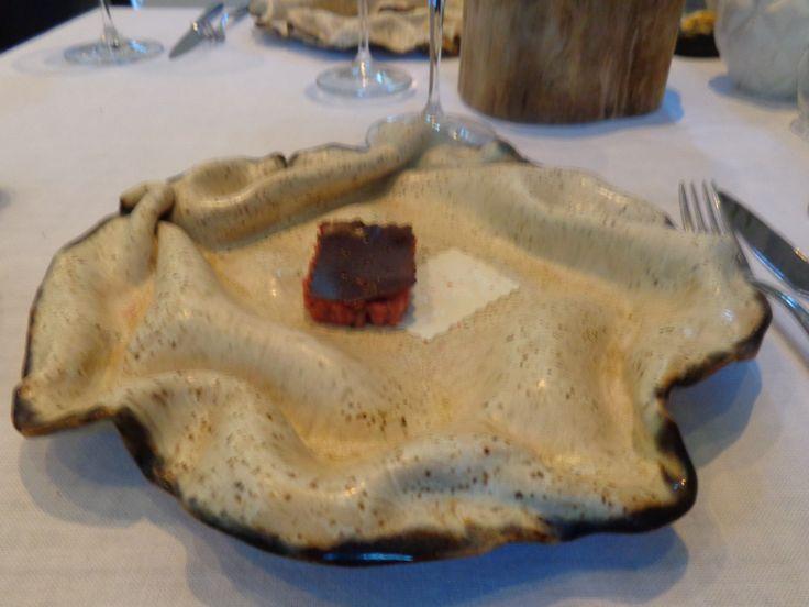 Lamb. Pumpernickel Bread. Cumin @ Restaurant Atelier Amaro