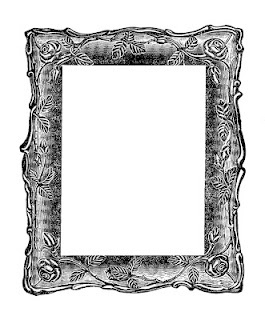 Printable frame #printable #frame #free | Frame clipart ...