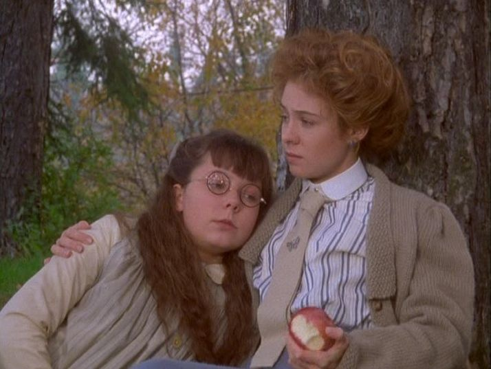 Emmeline and Anne. Anne of Green Gables: The Sequel.