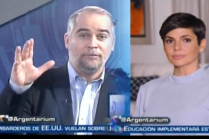Alejandro Fernandez W. Nos Habla Sobre La Designación De Yolanda Martinez Como…