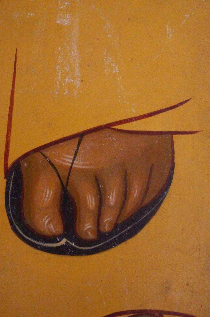 Pie/dedos