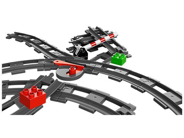 ensemble d'éléments pour le train LEGO® DUPLO®  (Offert à Antoine)
