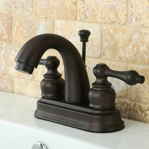 Tips on Maintaining Your Bronze Bathroom Fixtures | Mix tbsp salt with cup vinegar add flour to make paste to clean hard water