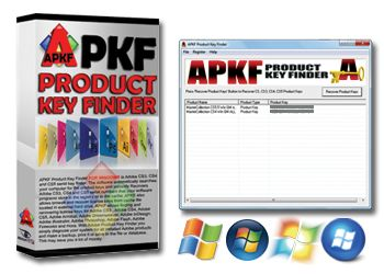 Adobe Product Key Finder for Mac & Windows For Windows: http://www.nsauditor.com/adobe-product-key-finder.html  For MAC: http://www.nsauditor.com/adobe-product-key-finder-mac.html  APKF allows recovering and finding product keys for Adobe CS6, CS5, CS4, CS3, Adobe Acrobat, Adobe Dreamweaver, Adobe InDesign, Adobe Illustrator, Adobe Photoshop, Adobe Flash, Adobe Fireworks and more...