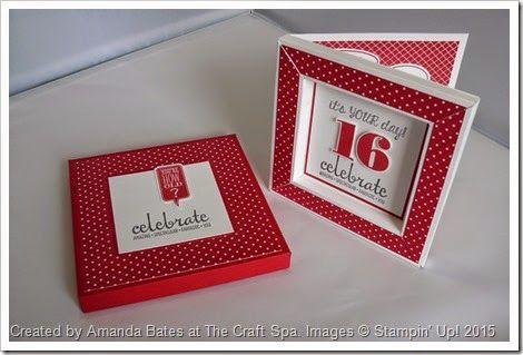 Tutorial: Shadow Box Frame Card - Joe 16 - by Amanda Bates at The Craft Spa (17)