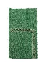 Himla Bomullsteppe Tvärnö 60x90 cm Grønn