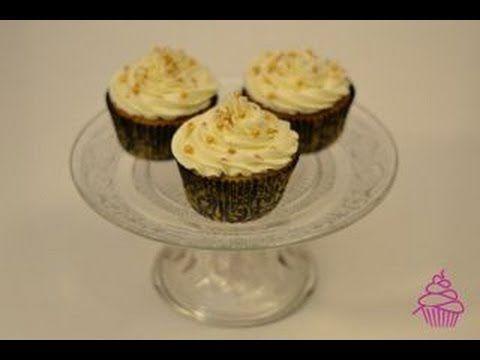 cupcakes de limón. Repostería