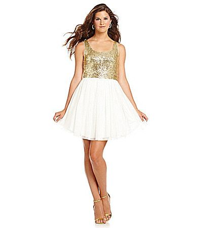 Best Gold Dresses At Dillards Ideas - Mikejaninesmith.us ...