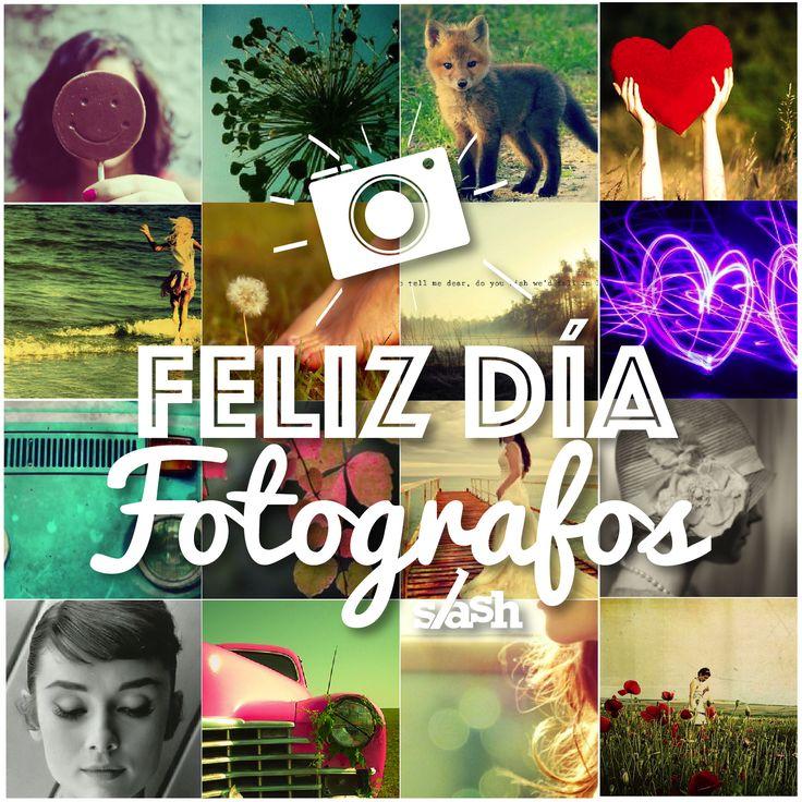Photography Day Día del fotografo.