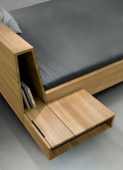 Bed A: moderne Schlafzimmer von studio jan homann