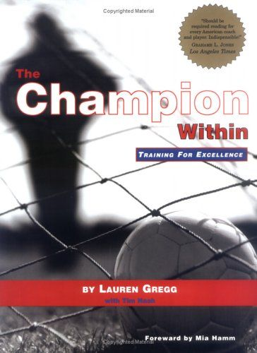 10 best book recommendations images on pinterest book it is geared toward soccer players but it has a lot of wisdom and inspiration on the training process and what it fandeluxe Images
