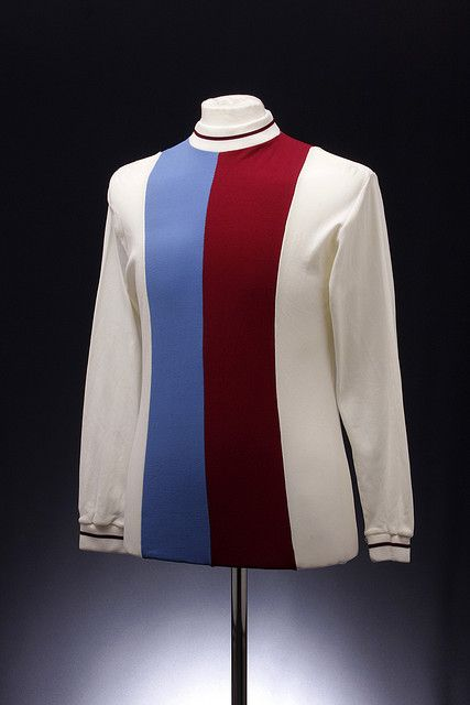 Crystal Palace Football Shirt (1971-1972) #cpfc