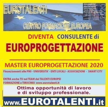 A #BARI #EUROPROGETTAZIONE per diventare #europrogettista di successo