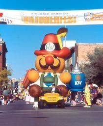 Oktoberfest Parade, Kitchener-Waterloo, Ontario