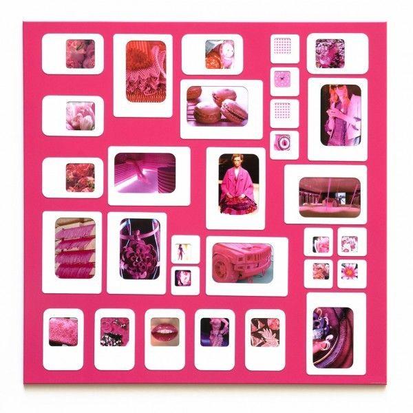 les 25 meilleures id es concernant cadre pele mele sur. Black Bedroom Furniture Sets. Home Design Ideas
