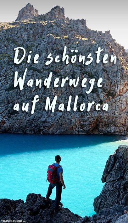 Mallorca hat weit mehr zu bieten als Strände, Meer und Partymeilen. Der Norden und Westen der Baleareninsel sind, vor allem im Frühling und Herbst, ein Dorado für Wanderer und Mountainbiker. Und auch im Süden finden sich einige traumhaft schöne Wanderrouten, die an steil ins Meer abfallenden Küstenabschnitten entlangführen.