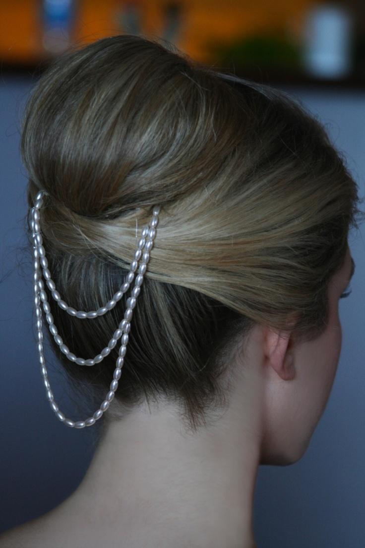 best hair styles images on pinterest make up looks chignons