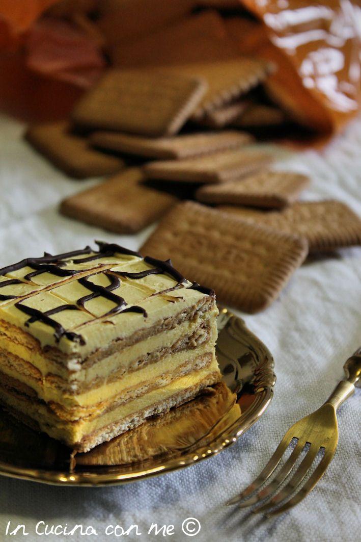 Un pomeriggio vedi una foto su fb di un ragazzo che mangia una fetta di torta, che dice sia strabuona, e ti viene chiesto ...