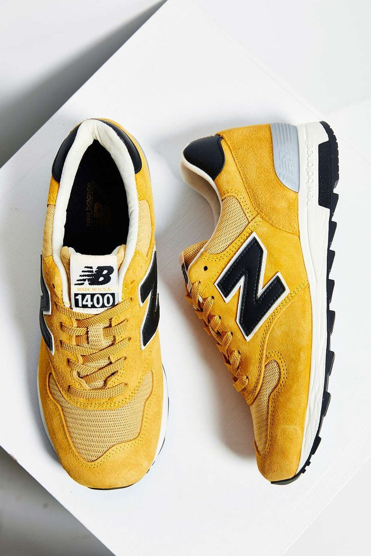 New Balance Made In USA 1400 Guitar Pack Collection Running Sneaker