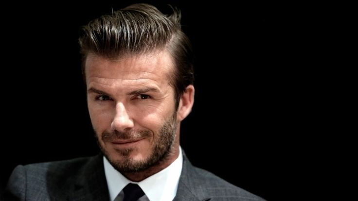 coupe de cheveux homme 2016 - le comb over de David Beckham