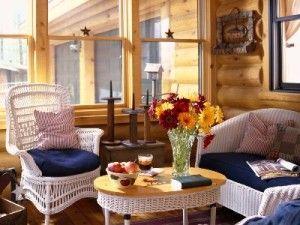 Дизайн веранды в частном доме | Частный Дом