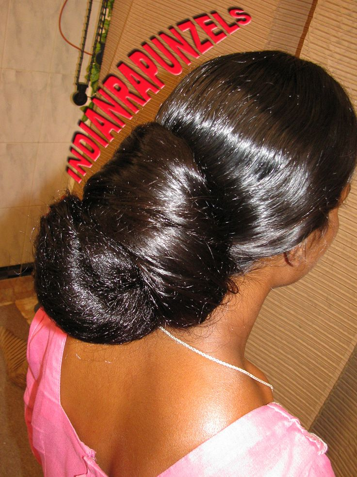 Ir13 Ea Part 3 Hair Oil And Low Buns