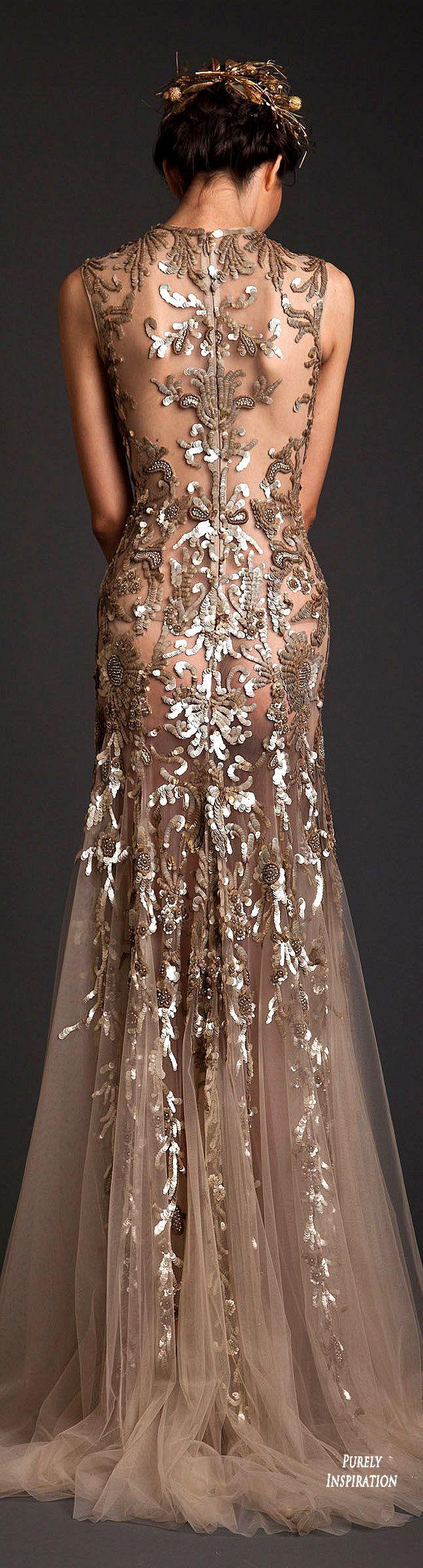 Krikor Jabotian Haute Couture   Purely Inspiration