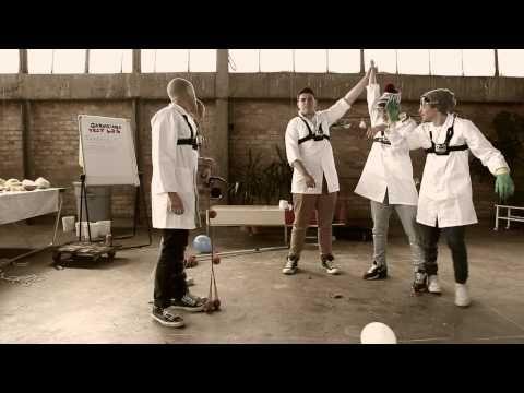 The Janoskians - Set This World On Fire - YouTube