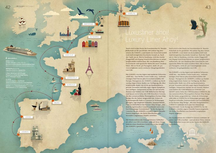 Mapping by Dieter Braun #map #mapping #illustration