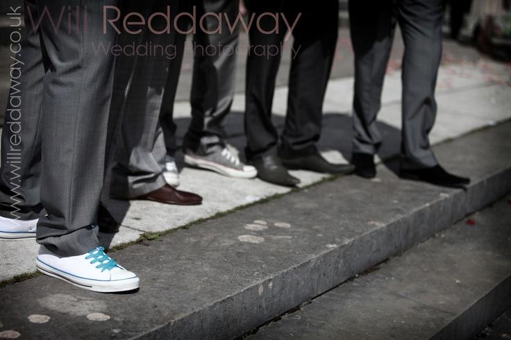 Casual footwear. www.willreddaway.co.uk