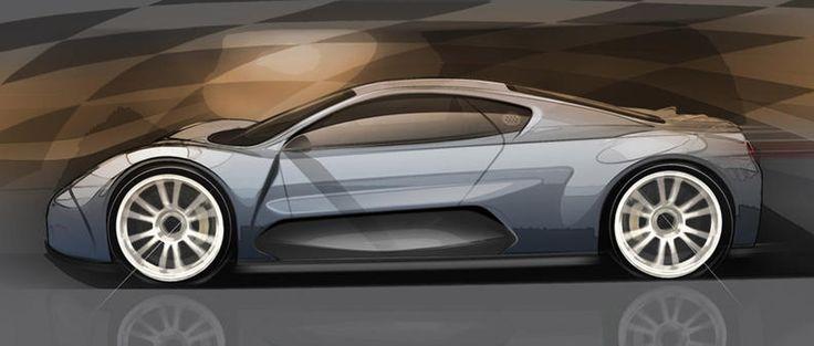 Joss Supercar Prototype Exotics Pinterest News Public
