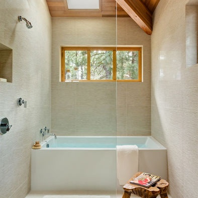 11 Best Images About Tub Shower Combo On Pinterest Traditional Bathroom Co