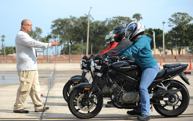 Five Common Mistakes Motorcycle Beginners Make