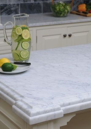 How to Clean Marble - Countertops