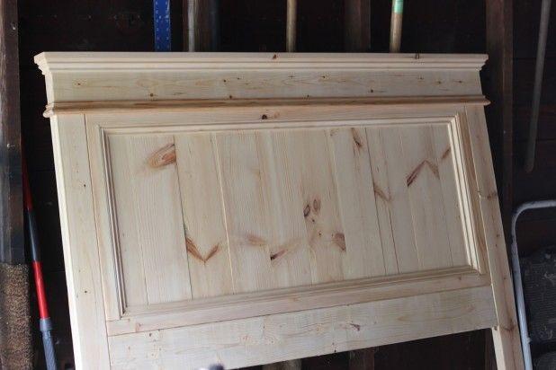 Bedroom. Cool Do It Yourself Headboards Design Ideas. Wonderful Diy Wooden Headboard Design Ideas With Antique White Oak Twin Headboard And Simple Diy Wooden Headboard Design Plus Diy Headboard Ides