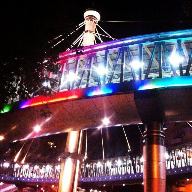 #photography#architechture#skywalk#mumbai#Instagram#iphonegraphy#photooftheday. Happy Photography Day.