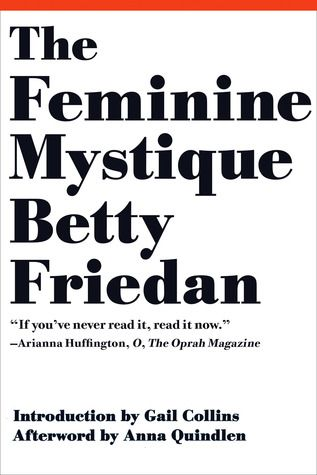Betty Friedan (1921 – 2006) was an American writer, activist, and feminist whose 1963 book The Feminine Mystique is often credited with sparking the second wave of American feminism in the 20th century.