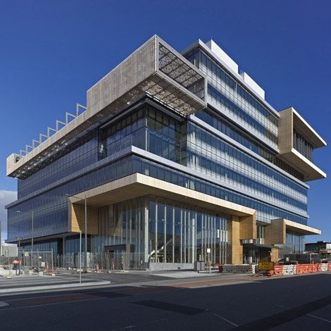 Government Services Offices development / Melbourne