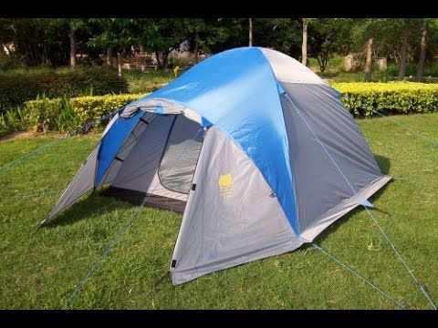 HIGH PEAK South Col 4 Season Backpacking Tent 3 person 9.7 lbs Review