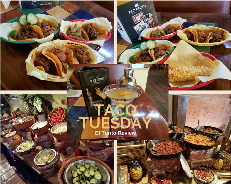 Food Review: El Torito's New Taco Tuesday  Find out more at: http://www.redcarpetreporttv.com/2017/03/21/food-review-el-toritos-new-taco-tuesday/