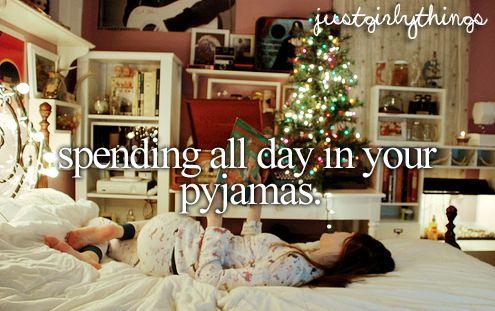 just girly things   Tumblr... pajama guilt lol